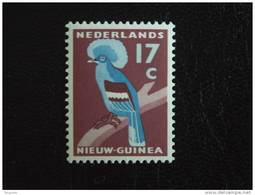 Nederlands Nieuw-Guinea Nouvelle Guinée Neerlandaise Goura Duif Colombe Dove  Yv 26A MNH ** - Duiven En Duifachtigen