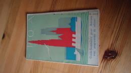 Guide Sommaire Pour Anvers ( Antwerpen ) Avec Programme De Séjour (voir Détails) - Culture