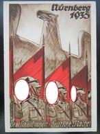 Propaganda Postkarte Reichsparteitag 1935 - Germany