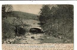 CPA Carte Postale -France-  Pont De La Charité  Près De Rothau -1902  VM12456 - Mutzig
