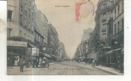 Tout Paris, 1350. Rue D'Avron à La Rue Buzenval - Distretto: 20