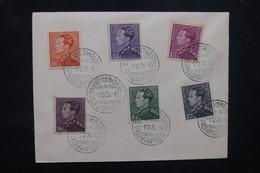 BELGIQUE - Oblitération 1er Jour En 1936 - Léopold III - L 52050 - ....-1951