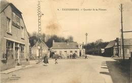 ESQUEHERIES - Quartier De La Filature (carte Vendue En L'état). - Altri Comuni