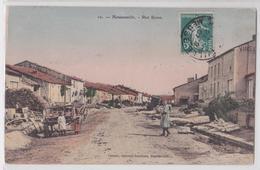 HANNONVILLE - Rue Basse Colorisée - France