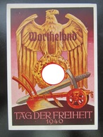 Propaganda Postkarte Wartheland Posen 1940 - Allemagne