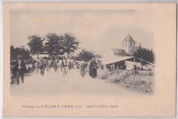 Pèlerinage De Vèles-à-Vers (Lot) - Après Les Offices, Départ - France
