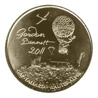 Monnaie De Paris , 2011 , Tallard , Gap-Tallard , Coupe Gordon Bennett 2011 - Monnaie De Paris