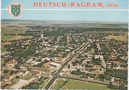 AK Deutsch Wagram Luftbild Fliegeraufnahme A Wien Gänserndorf Straßhof Gerasdorf Süßenbrunn Aderklaa NÖ Niederösterreich - Gänserndorf