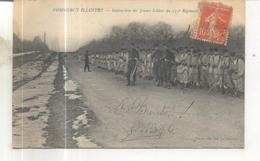 Commercy Illuetré, Instruction Des Jeunes Soldats Du 155e Régiment - Commercy