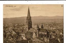 CPA Carte Postale -Suisse-Fribourg- Vue Générale-  VM12458 - FR Freiburg