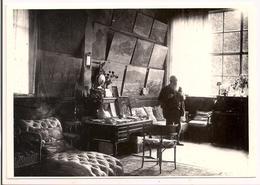 Giverny: Claude Monet Dans Son Atelier - Coll. Viollet - - France