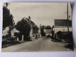 CPSM - MONTAGNEY - Grande Rue - Francia