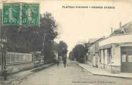 PLATEAU D'AVRON - Neuilly-Plaisance, Grande Avenue. - Sonstige Gemeinden