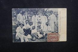 CONGO - Carte Postale - Employés De Commerce Portugais à Matadi - L 52059 - Französisch-Kongo - Sonstige