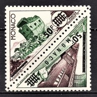 MONACO 1956 N°471 / 472  NEUF** - Unused Stamps