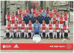 AJAX AMSTERDAM Saison 2011-2012 équipe Football Team PAYS BAS - Amsterdam