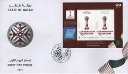 Qatar (2019) - FDC -  /  Soccer - Futbol - Calcio - Football - FIFA Club World Cup - Calcio