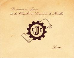 Nivelles  Section Des Jeunes De La Chambre De Commerce - Vieux Papiers