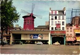 75 .. PARIS ..CINEMA .. FILM .. PARIS MUSIC HALL .1959 - Manifesti Su Carta
