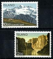 Islandia Nº 601/2 En Nuevo. Cat.16€ - 1944-... República