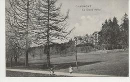 Chaumont - Le Grande Hotel - Neuchatel - HP2023 - NE Neuchâtel