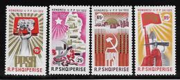 Albanie N°924/927 - Timbres Neufs ** Sans Charnière - TB - Albania