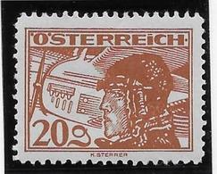 Autriche Poste Aérienne N°22 - Timbres Neufs * Avec Charnière - TB - Poste Aérienne