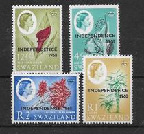 Swaziland - Timbres Neufs ** Sans Charnière - TB - Swaziland (1968-...)