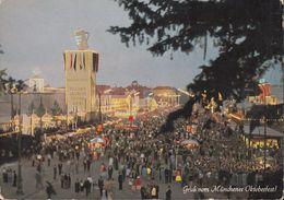 D-80331 München - Gruß Vom Oktoberfest 1962 - Muenchen