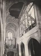 RARISSIME -  2 Grandes Photos Paris-4ième - Bombardement De 1918 -  église Saint Gervais (Emile Menanteau)- 4 Scan - Guerra, Militari