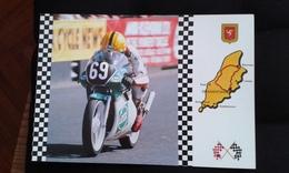 Carte Postale Moto Gp Tt - Motos