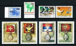 Yugoslavia LOTE (4 Series) Nuevo** - Yougoslavie