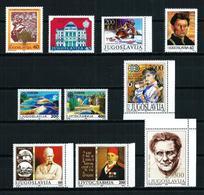 Yugoslavia LOTE (8 Series)** Cat.10,45€ - Verzamelingen & Reeksen