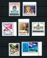 Yugoslavia LOTE (7 Series)** Cat.10€ - Jugoslawien