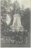 BOURG LEOPOLD : Carte Photo - Les Tournaisiens Réunis - TOURNAI - Cachet De Le Poste 1910 - Leopoldsburg (Camp De Beverloo)