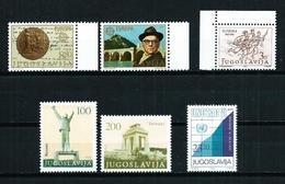 Yugoslavia LOTE (4 Series)** Cat.10,55€ - Jugoslawien