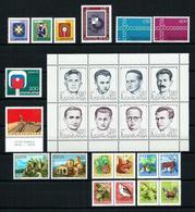 Yugoslavia LOTE 8 Series)** Cat.10,50€ - Verzamelingen & Reeksen
