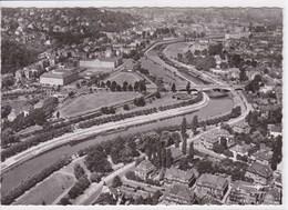 ALLEMAGNE SAARBRUCKEN Luftaufnahme ,vue Aérienne Sur Le Fleuve - Saarbruecken