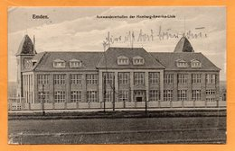 Emden Germany 1917 Postcard Mailed - Emden