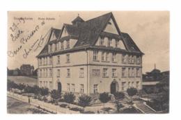CPA ALL- SOSSENHEIM - NEUE SCHULE - Frankfurt A. Main