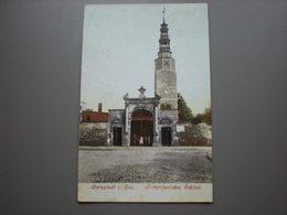 BERNSTADT IN SCHLESIEN - KRONPRINZLICHES SCHLOSS - Polen