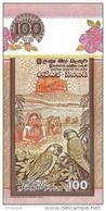 SRI LANKA P. 105c 100 R 1992 UNC - Sri Lanka