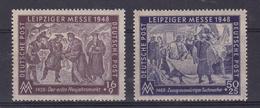 Leipziger Messe ** - Soviet Zone