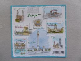 FRANCE 2011  F4538 * *  CAPITALES EUROPEENNES  BUDAPEST - Blocchi & Foglietti