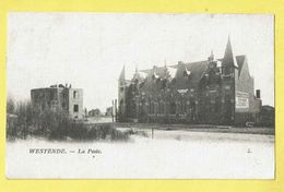 * Westende (Kust - Littoraral) * (Th. Van Den Heuvel, Nr 5) La Poste, Post Office, Postkantoor, Dunes, Unique, Rare - Westende
