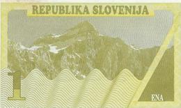 Billet De Banque  Slovaquie   Republica Slovenija Valeur 1 - Slowakei