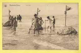 * Westende (Kust - Littoraral) * (Nels, Série Plage, Nr 81) Les Forts, Plage, Beach, Strand, Enfants, Sea, Mer, Zee, TOP - Westende