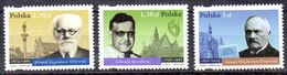 Polonia Serie Completa Nº Yvert 3993/95 ** - 1944-.... República