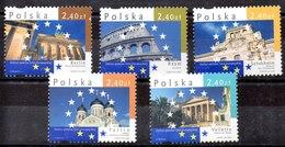 Polonia Serie Completa Nº Yvert 4010/14 ** - 1944-.... República
