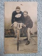 Cpa Cyclisme Vélo - Wielrennen